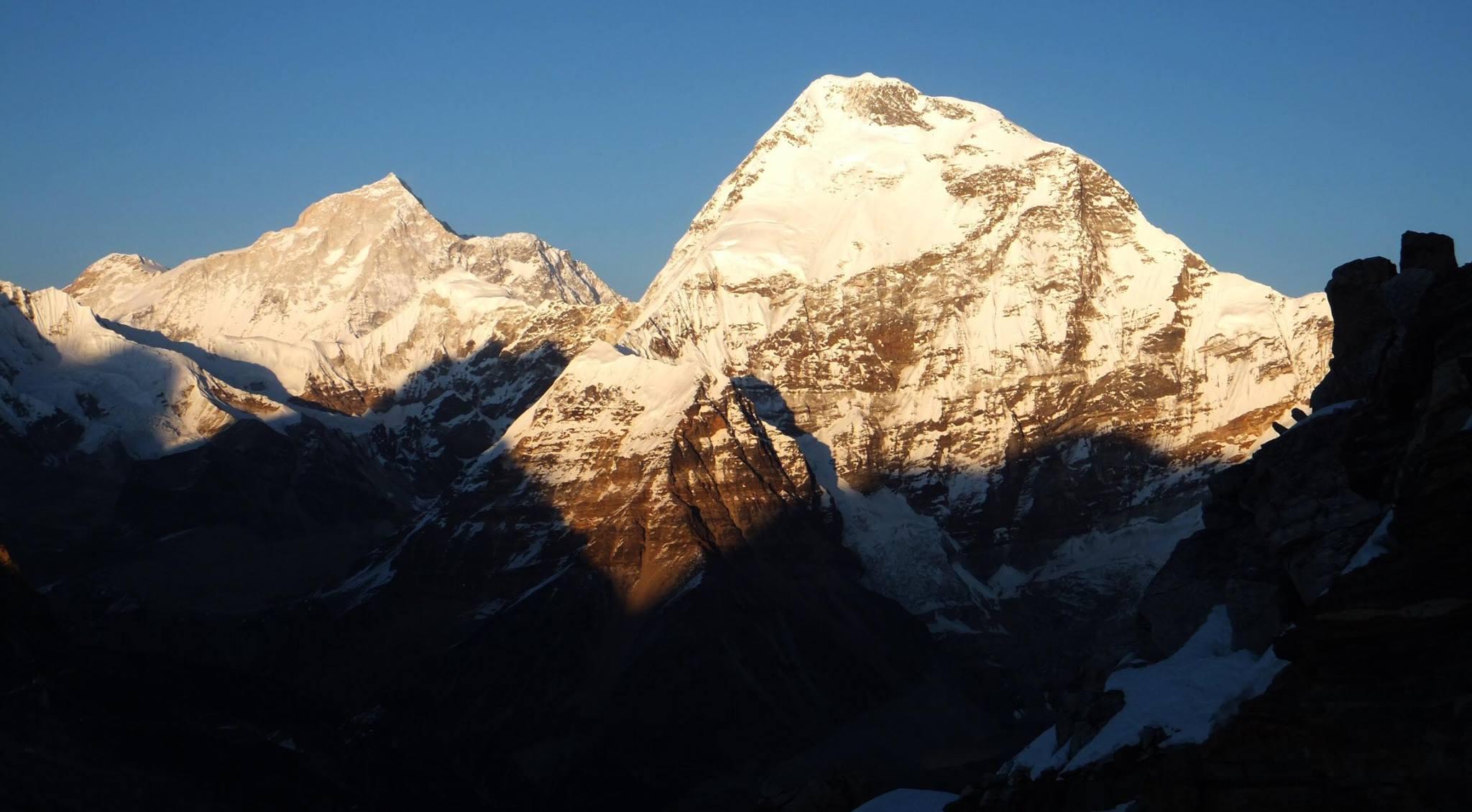 チャムラン登山隊2018